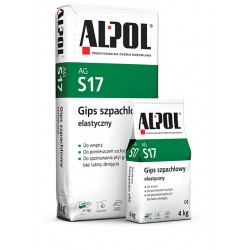 Gips szpachlowy AGS 17