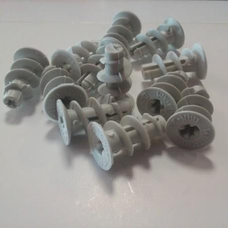 Kołek Driva do ścian gipsowo - kartonowych plastikowy