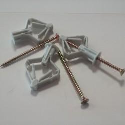 Kołek typ GKW ϕ 10 mm