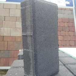 Kostka brukowa Pebek grafitowa gr. 4cm