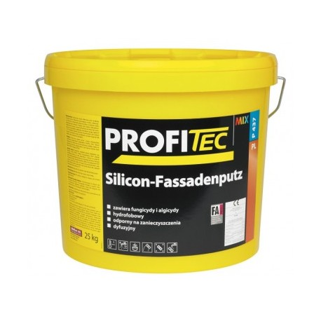 Tynk silikonowy Profitec 25kg