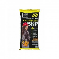 Chusteczki BHP